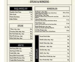 titoj90 tarafından Modify already designed menu with new prices and alter some changes için no 28