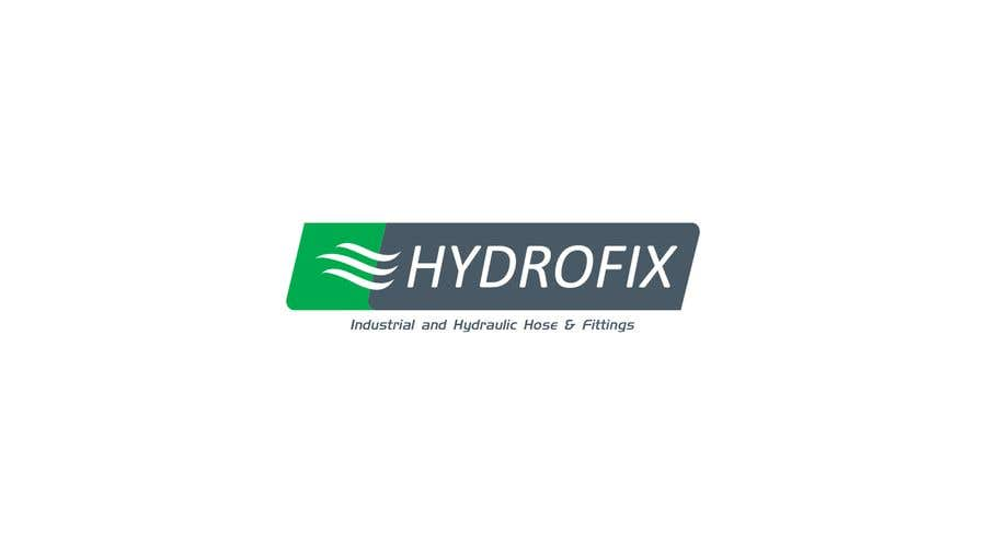 Kilpailutyö #                                        43                                      kilpailussa                                         Logo Design for a Hydraulic Hose Fitting Company