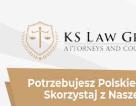 #24 for Banners for a law company by logocubic