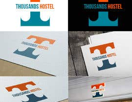 #105 for Thousands Hostel [Logo Contest] by jlangarita