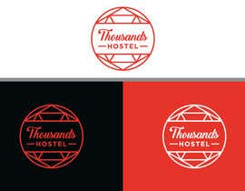 #85 for Thousands Hostel [Logo Contest] by designervsh