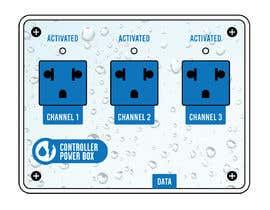 #6 cho Graphic design for power relay box bởi arthur2341