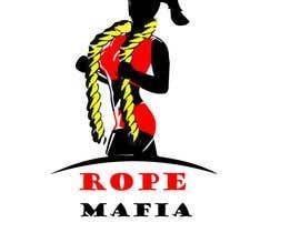 Nro 35 kilpailuun logo for rope mafia käyttäjältä adnanmagdi