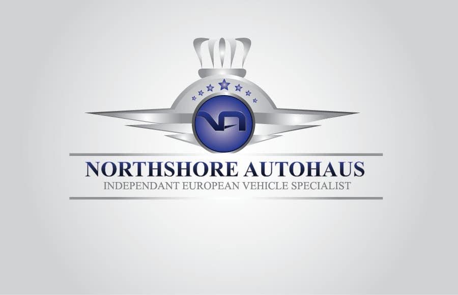 Bài tham dự cuộc thi #4 cho Logo Design for northshore autohaus