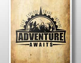 "Nro 99 kilpailuun Design a Logo for a Family Adventure Company ""Adventure Awaits"" käyttäjältä jbonkrievner"