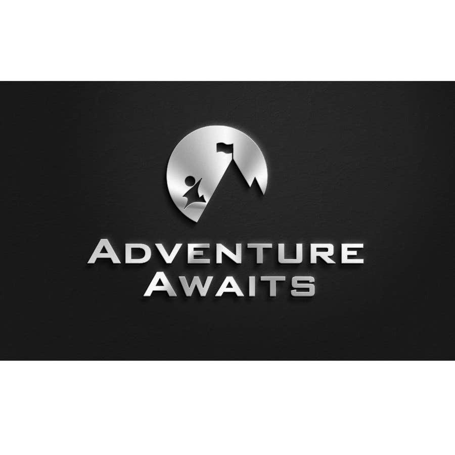 "Kilpailutyö #                                        24                                      kilpailussa                                         Design a Logo for a Family Adventure Company ""Adventure Awaits"""
