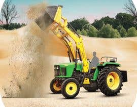 #6 for Create an ICON for Tractor Sand Excavator Operate by webmagical