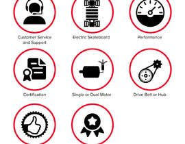 #13 for Design some Icons by Tjdezine