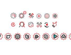 #12 for Design some Icons by lida66