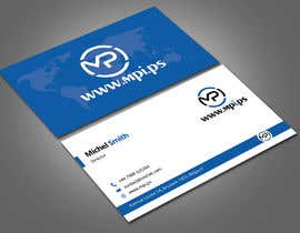 #54 for Create business card by Nabila114