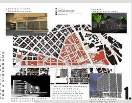 #8 for Design a 3D city for a videogame af visibilizar