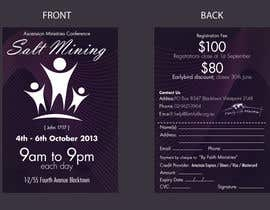 #26 for Flyer Design for Family Life Ministries by marsalank
