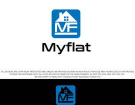 #140 for Logo for MyFlat by sixgraphix