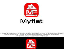 #171 for Logo for MyFlat by sixgraphix