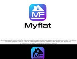 #173 for Logo for MyFlat by sixgraphix