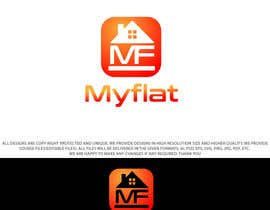 #175 for Logo for MyFlat by sixgraphix