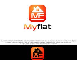 #177 for Logo for MyFlat by sixgraphix