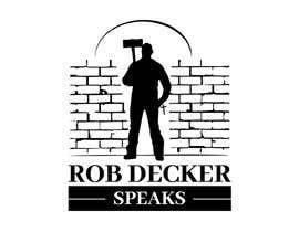 #20 for Design a Logo (Rob Decker Speaks) by newlancer71