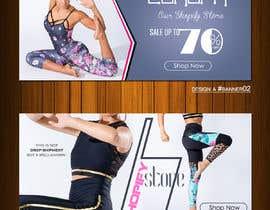 #29 for Design a Banner for Shopify store af FantasyZone