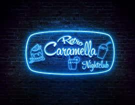 #40 for Create Logo for a Retro Nightclub called Caramella av sarkhanzakiyev