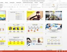 Nro 4 kilpailuun IT Company Portfolio Designer käyttäjältä Banze94