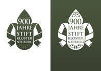 """Graphic Design Inscrição do Concurso Nº10 para Logo Design for """"900 Jahre Stift Klosterneuburg"""""""