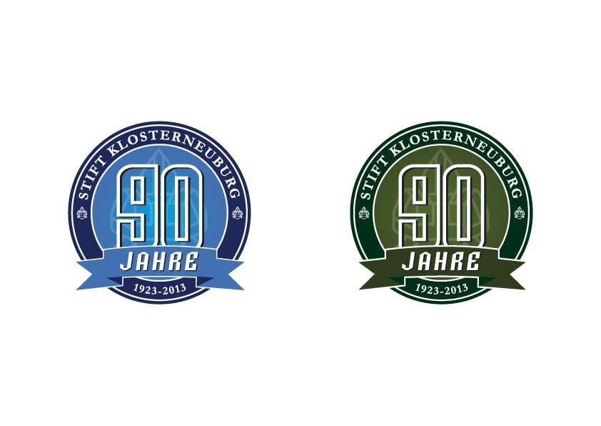 """Inscrição nº                                         14                                      do Concurso para                                         Logo Design for """"900 Jahre Stift Klosterneuburg"""""""