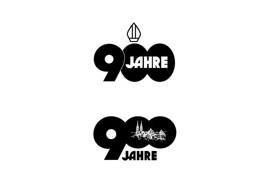 """Inscrição nº                                         60                                      do Concurso para                                         Logo Design for """"900 Jahre Stift Klosterneuburg"""""""