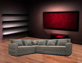 nº 1 pour 12. Placement of Sofa in a Setting - Photoshop par grintgaby1