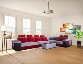 milleniahexe tarafından 13. Placement of Sofa in a Setting - Photoshop için no 7