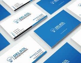 Nro 176 kilpailuun Delsol - Logo creation and business card design käyttäjältä abdulmonayem85