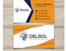 #184 for Delsol - Logo creation and business card design by Shovonnalchity2
