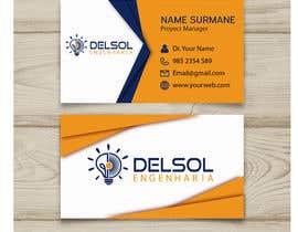 Nro 184 kilpailuun Delsol - Logo creation and business card design käyttäjältä Shovonnalchity2