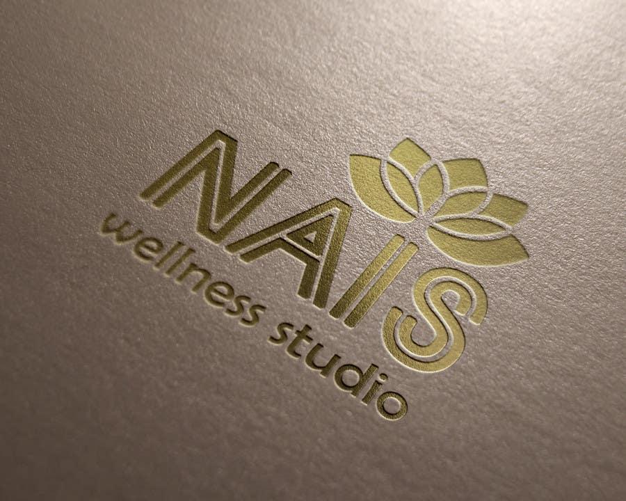 Proposition n°                                        46                                      du concours                                         Design a Logo for welness studio