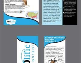 #8 для Invoice Flyer Design - Two sides to specification - we need source files від anitaroy336