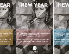 #17 for Design a Flyer for New years eve party by forgedgraphics