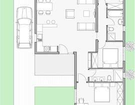 nº 9 pour Architectural floor plans / concepts for renovation par niobidaworld