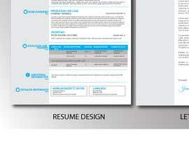 #2 for Resume and Cover Letter by FALL3N0005000