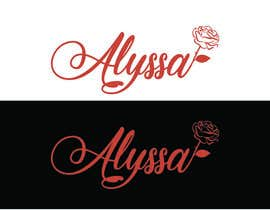 "Nro 23 kilpailuun I would like a logo designed for "" Alyssa Rose"" I was thinking a design with the name Alyssa and a rose in it some where. This is more of a brand. Please any creative ideas will be considered. käyttäjältä tanmoy4488"