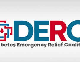 #117 for Design a Logo for DERC - Diabetes Emergency Relief Coalition by sarkhanzakiyev