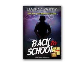 #3 for flyer design for a dance party -- 2 by sirikbanget123