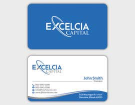#33 para Develop a corporate identity for Excelcia Capital por papri802030