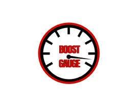 "#14 untuk LOGO Inspired of a ""boost gauge"" oleh janainabarroso"
