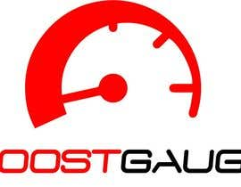 "#7 for LOGO Inspired of a ""boost gauge"" af darkavdark"