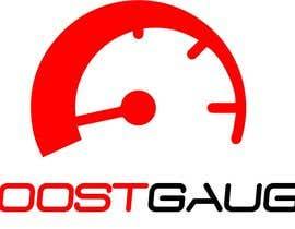 "#7 untuk LOGO Inspired of a ""boost gauge"" oleh darkavdark"