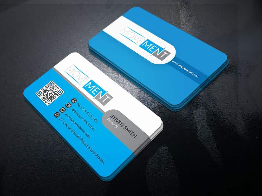 Konkurrenceindlæg #18 for Design of Business card , loyalty card, flyer short video add ( logo available)