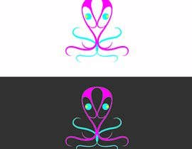 #8 , Design a symbol of an octopus based on this symbol. 来自 g8313mandula