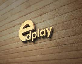 #86 for Design a Logo - edplay by sumiapa12