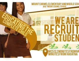 #43 for MCS Student Recruitment by AmirWG