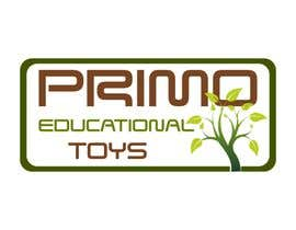 #37 for Design a Logo - Primo Educational Toys by acucalin